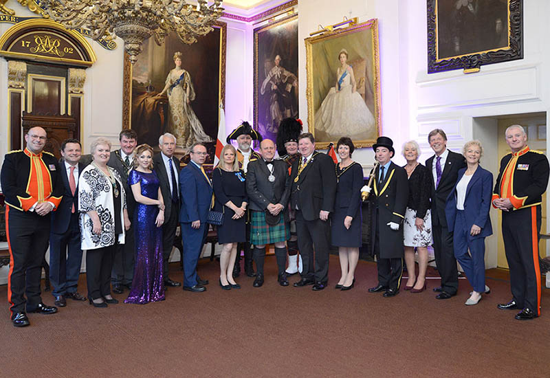 Lord Provost of Edinburgh