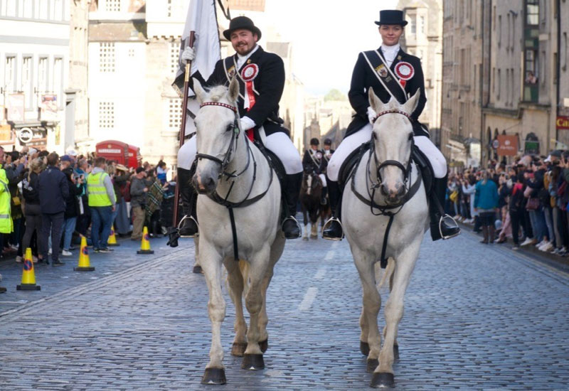 Edinburgh Riding of the Marches