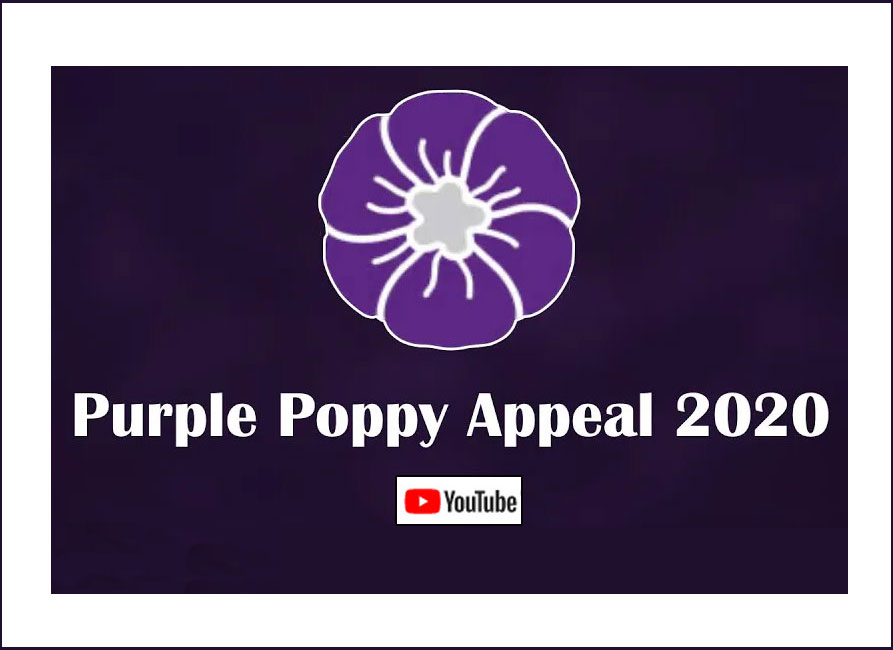 Purple Poppy Appeal 2020