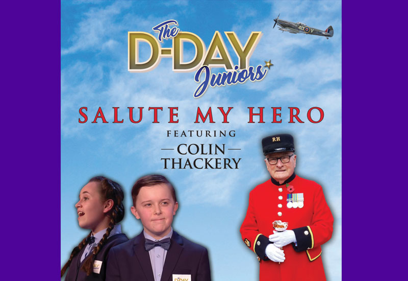 Colin Thackery and the D-Day Juniors