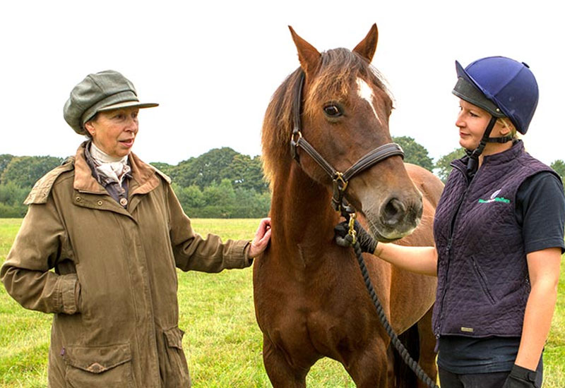 Princess Royal and World Horse Welfare